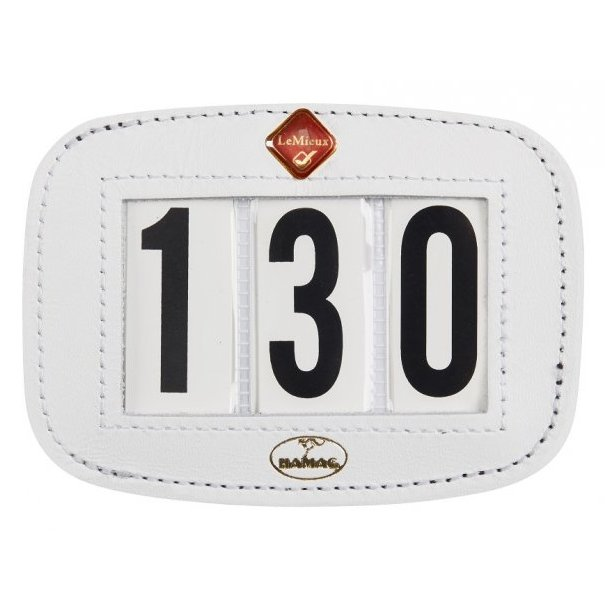 LeMieux Stævnenummer