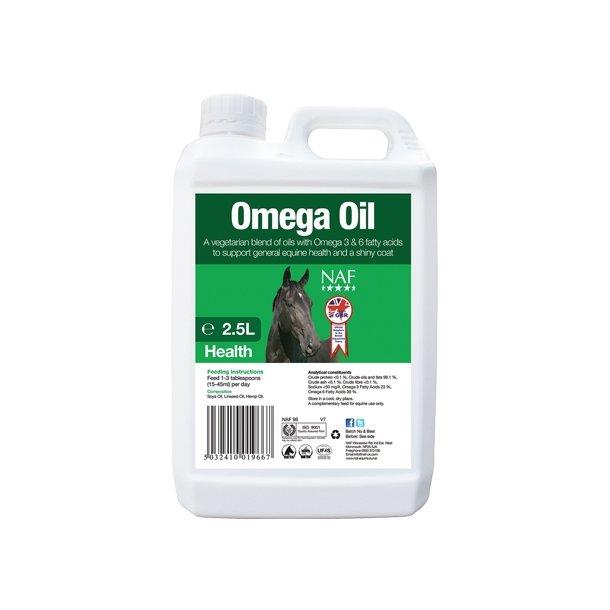 NAF Omega Olie