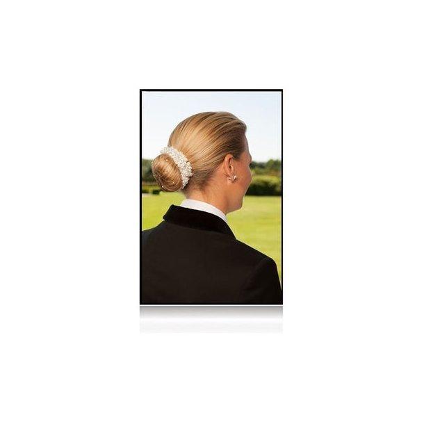 SD® Dressur hårnet med perler
